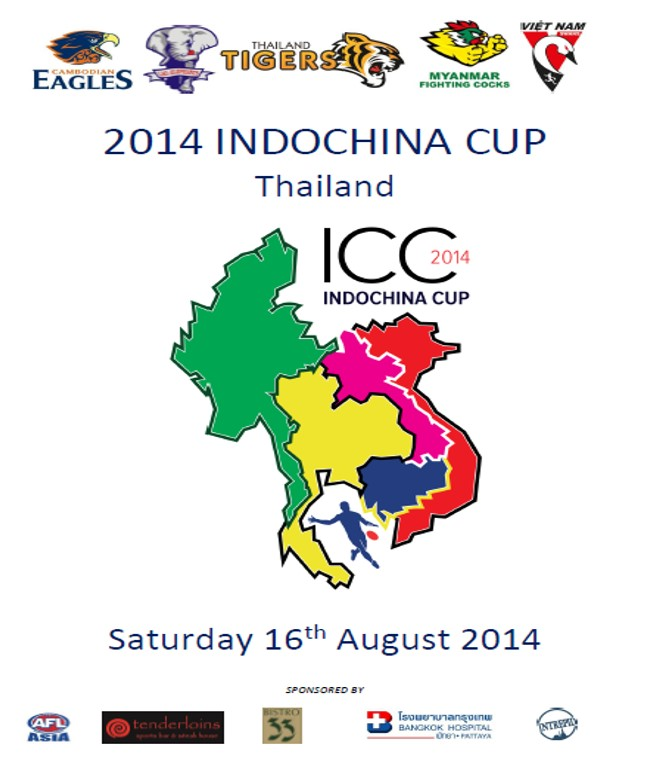 The prospectus for the 2014 Indochina Cup has just been released by host club, the Thailand Tigers.