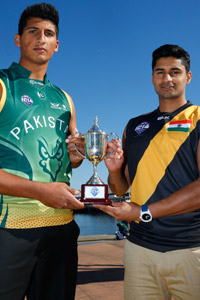 India and Pakistan clash a highlight of IC14