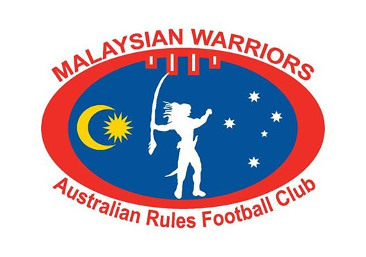 The Malaysian Warriors new logo.