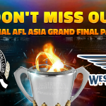 AFL Asia 2018 Grand Final Parties - West Coast vs Collingwood
