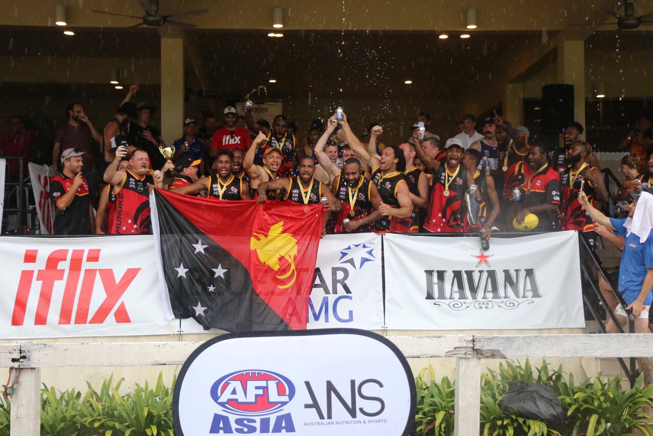 The PNG Maruks more than impressed in Division 2 proving to be a class above. With a few more in the squad they will be one to watch in 2019! The talk about ring ins may quieten when a squad packed with local players this good takes centre stage!