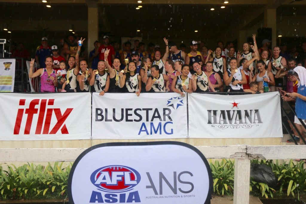 2018 AFLW Asian Championships won by Vietnam Swans
