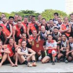 Vietnam Swans vs Indonesia Volcanoes 2019 ANZAC Friendship Match