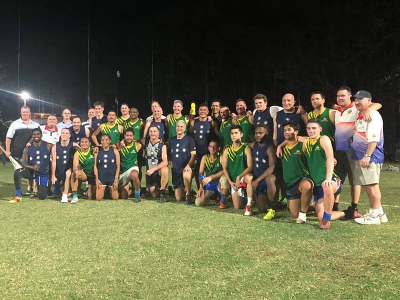 PAFL ANZAC Day Match 2019