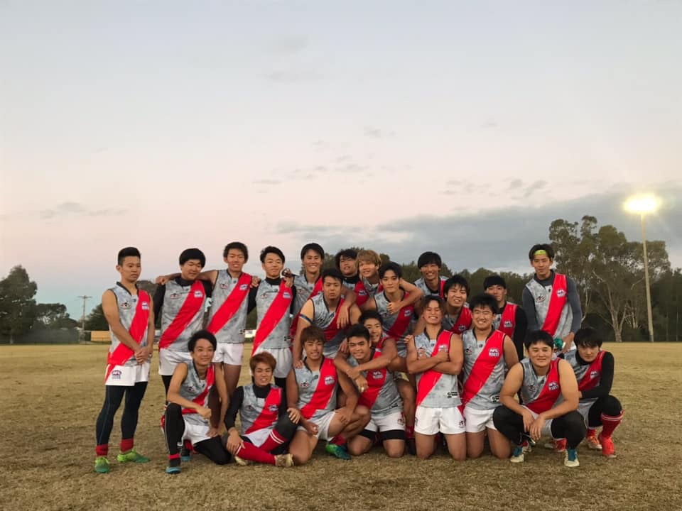 The Japan Warriors will bring exciting pace and youth to the 2019 AFL Asian Championships in Pattaya.