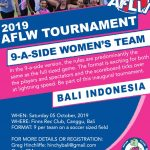 2019 Bali Geckos AFLW Tournament