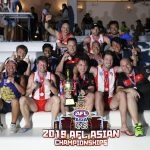 Japan Goannas Division 3 Mens AFL Asian Champs Winners